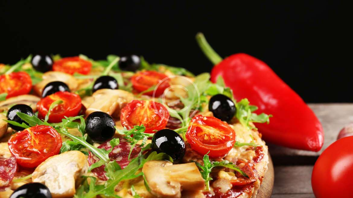 Hungry Business People Increase Spending on Food
